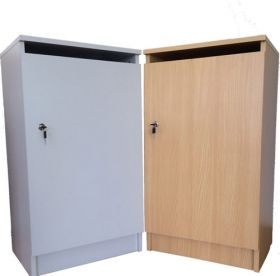Confidential Waste Consoles + FREE Collection Sack
